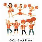 Cheerleading Horn Club Cheerleader Vector Cheerleaders Sport