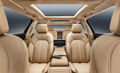 Audi A8l Extended Limo Interior