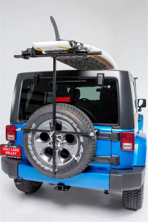 jeep wrangler kayak rack how to spotlight canoe rack install for soft top jk forum