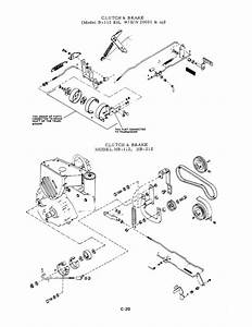 Allis Chalmers Clutch And Transmission Diagram  Diagram