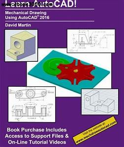Learn Autocad   Mechanical Drawing Using Autocad 2016