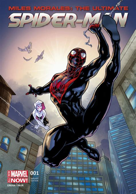 53 Best Images About Ultimate Spiderman Miles Morales On