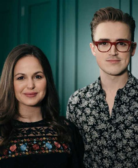 Book Signing with Tom & Giovanna Fletcher