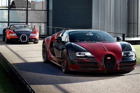 How To Build The Bugatti Veyron La Finale