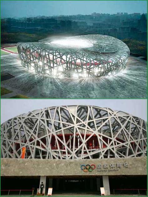 İlk temeli 1928 yılında atılan stadyum, 1937 yılında bitirilmiştir. Stadio Olimpico di Pechino - The Bird's NEst - Il Nido ...