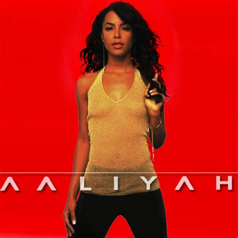 Aaliyah Rock The Boat Cd by Aaliyah Aaliyah Alternate Album Cover Flickr Photo