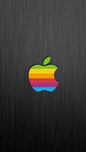 Apple Logo HD Wallpaper for Iphone
