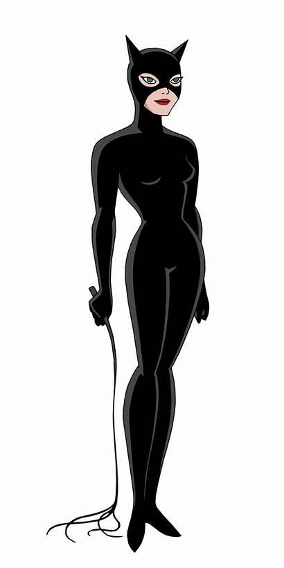 Catwoman Batman Selina Kyle Tas Deviantart Animation