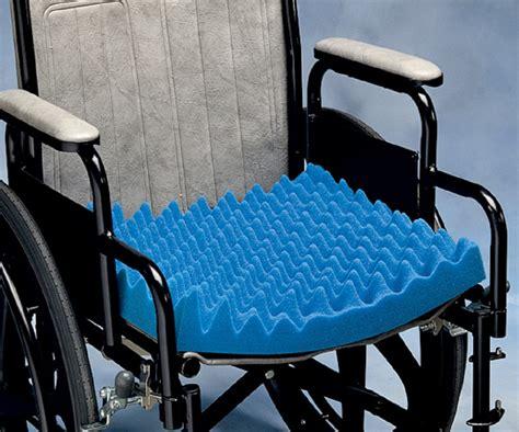 Foam Cushion Wheelchair Pad