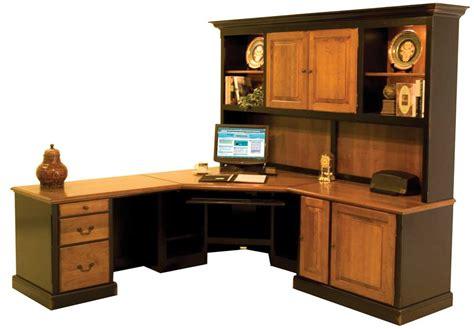 Custom Wood Office Desks Woodworktips
