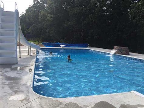 Allison Inground Swimming Pool Kit  Pool Warehouse
