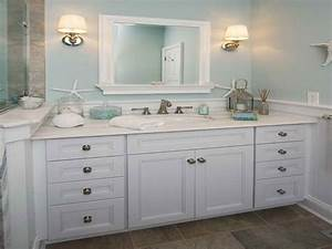 Decoration beautiful coastal bathroom decor ideas beach for Coastal bathroom ideas photos