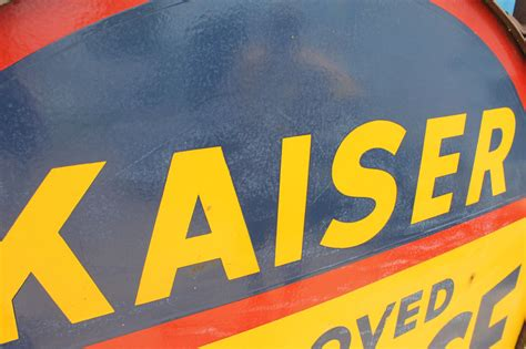 Sign In by Bargain S Antiques Kaiser Frazer Approved Service