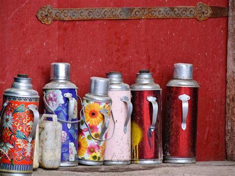 25 Best Thermos Vintage Fleurs Images On Pinterest