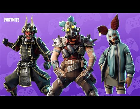 fortnite  leaked skins revealed release date update