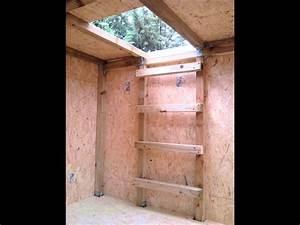 Maison De Jardin En Bois Enfant : fabrication d 39 une cabane pour enfants youtube ~ Dode.kayakingforconservation.com Idées de Décoration