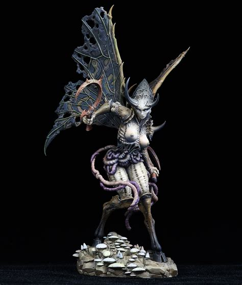 Lady of Anguish - Creature Caster
