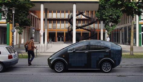 deutsches startup stellt selbstladendes solar elektroauto vor ecomento de
