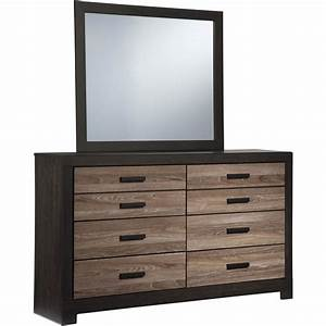 Signature Design By Ashley Harlinton Dresser And Mirror