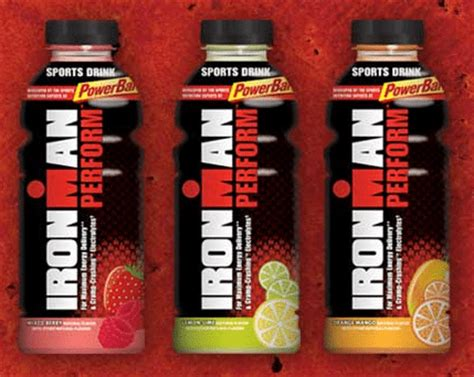 Free Iron Man Sports Drink Sample! Freebies2deals