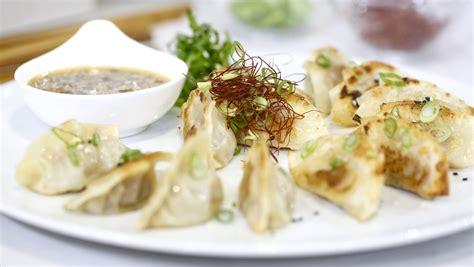 korean dumplings meaty dumplings korean mandu today com