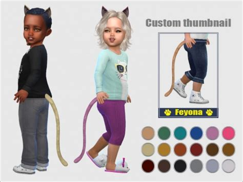 Tail » Sims 4 Updates » Best Ts4 Cc Downloads