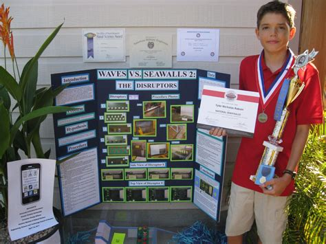 Easy Science Fair Experiments For Middle School Middle
