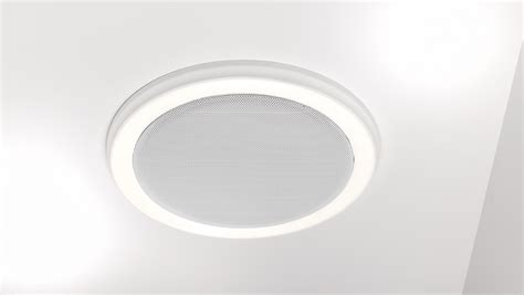 Pretentious Design Bathroom Light With Bluetooth Speaker