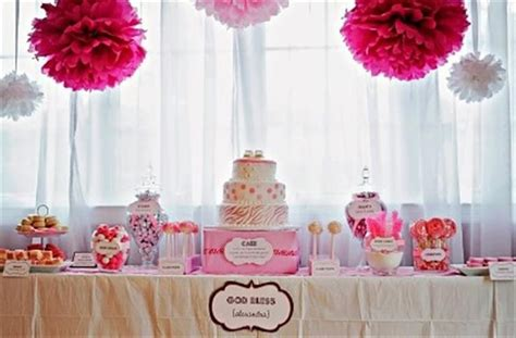 baby shower themes girl pink zebra baby shower ideas and decorations baby