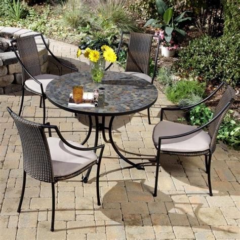 furniture used patio furniture to create a beautiful