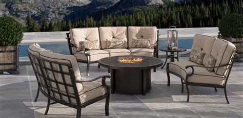 monterey collection castelle luxury outdoor furniture