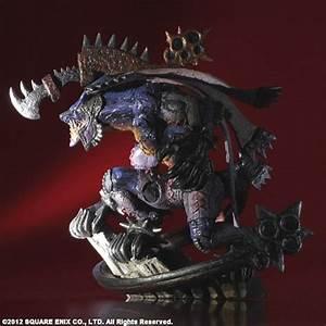 Final Fantasy Creatures KAI Vol.4: Behemoth King - My ...