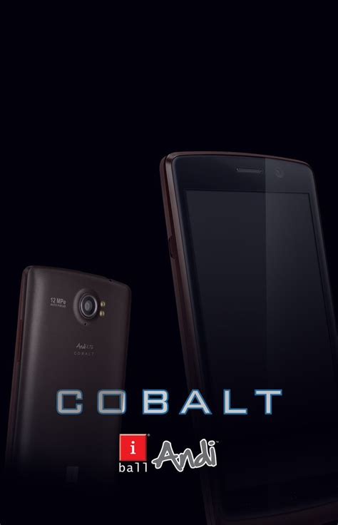 cobalt india s 5mp auto focus front iball mobile phones india