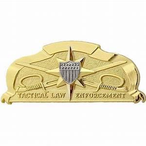 USCG Regulation Size Tactical Law Enforcement Badge – Vanguard