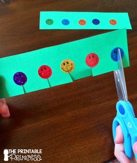 developing motor skills the printable princess 814 | Cutting%2BPaper%2B2