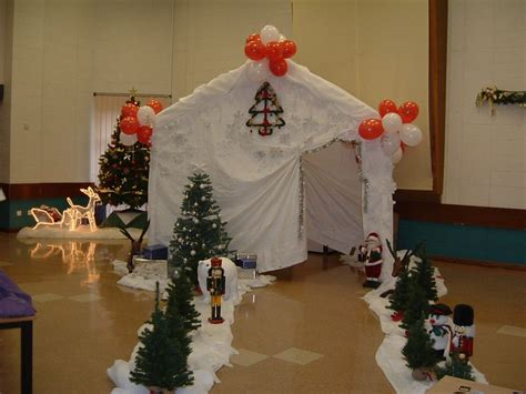 make christmas even more special with a gala tent santa s grotto feeling grotto pinterest