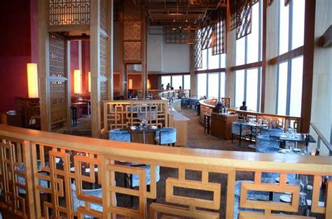 equinox cuisine equinox restaurant on the 70th floor picture of equinox