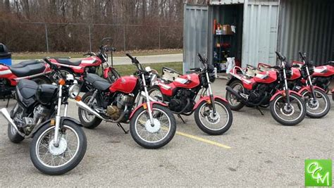 Macomb Community College Motorcycle Safety Class Review