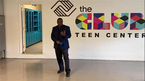 Boys and Girls Club CEO speaks on new teen center | Video ...
