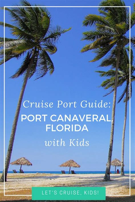 port canaveral florida with babies toddlers and