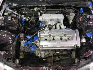 Engine Tuck And Engine Bay Shave