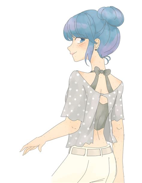 How Many Hair And Blue by Marinette Oh Really How Many Other In Miraculous