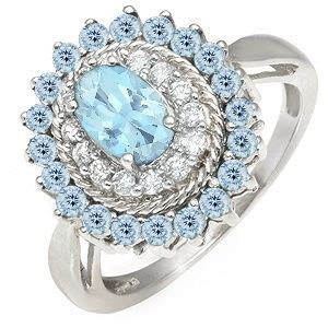 kay aquamarine ring sterling silver colored stone rings aquamarine ring rose gold stone rings