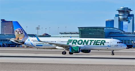 Frontier Airlines Is Doubling In Size - DWYM
