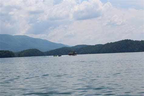 Carefree Boat Club At Watauga Lake by Watauga Lake Archives