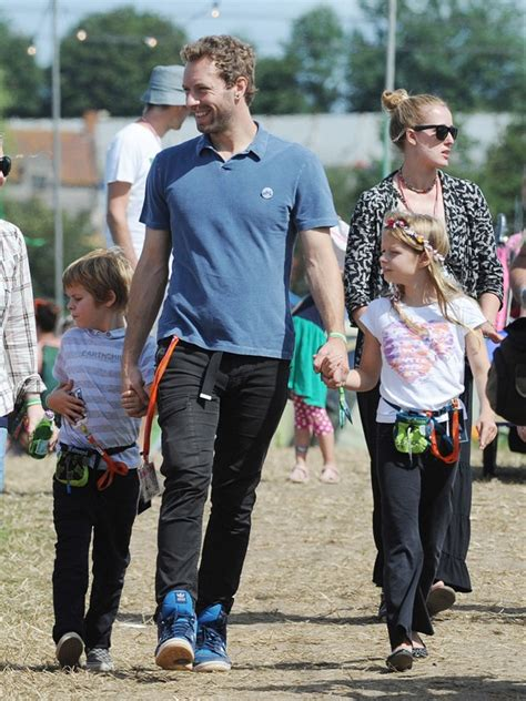 apple martin and chris martin gwyneth paltrow and chris martin out in london at