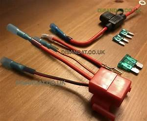 Honda St1100 Red Wire Bypass Kit  U0026 Replacement Relay