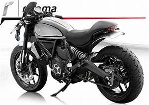 Ducati Scrambler 800 : rizoma ma051b kit semimanubri in ergal ducati scrambler 800 clip on bar set ~ Medecine-chirurgie-esthetiques.com Avis de Voitures