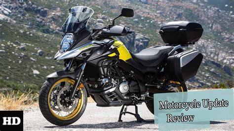 Suzuki V Strom 2019 by News 2019 Suzuki V Strom 650 Xt Features Exclusive