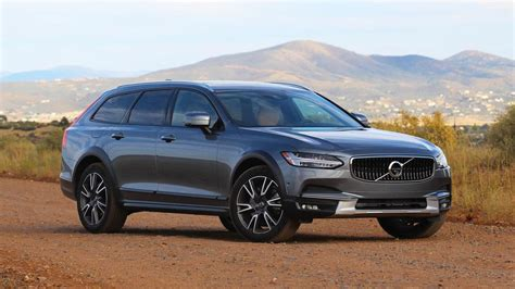 2017 Volvo V90 Cross Country by 2017 Volvo V90 Cross Country Review One For The Haul